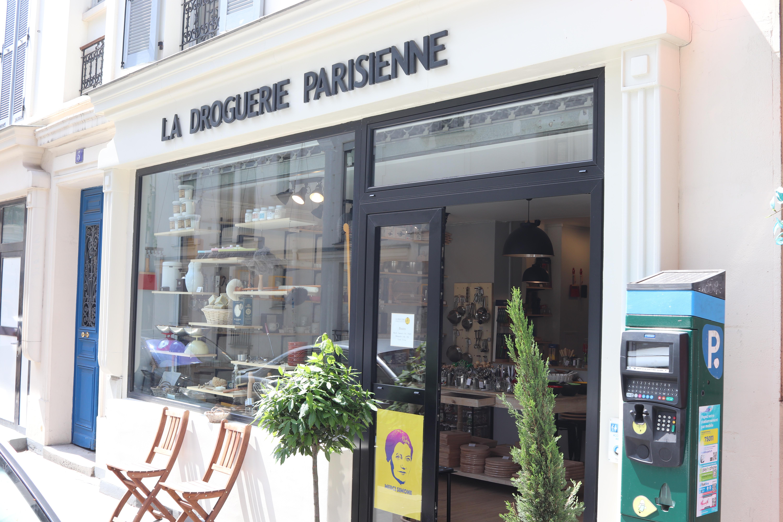 Droguerie Parisienne Paris commerces GIE