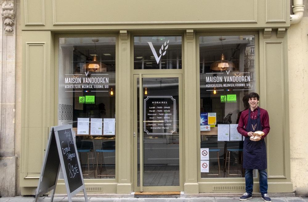 GIE commerces boulangerie Vandooren