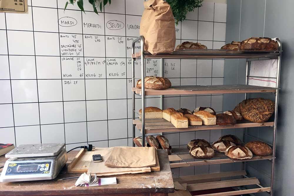 boulangerie artisanale pajol paris 18e arrondissement
