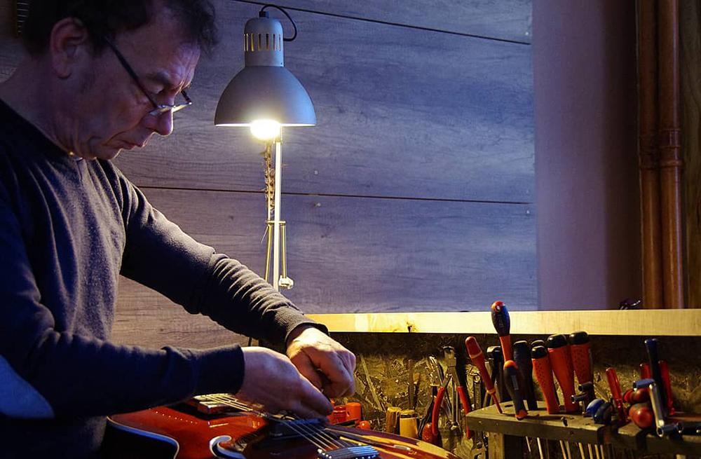 DNG Guitares - quartier brunet serurier
