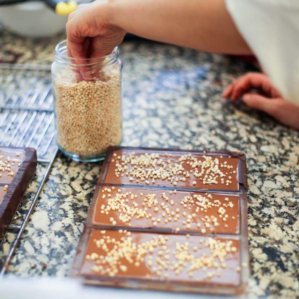 Mon Jardin Chocolaté chocolat artisanal bio paris 14