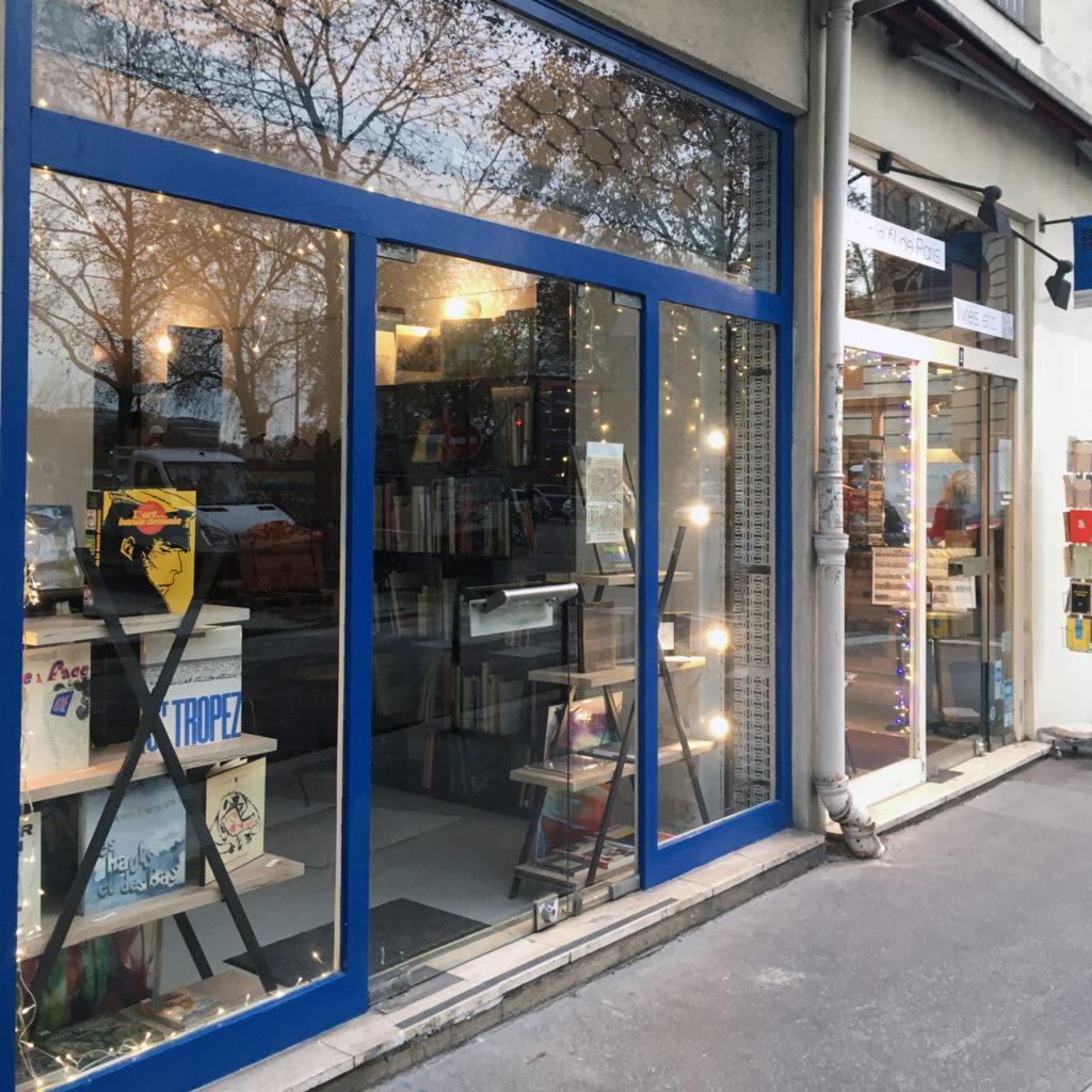 librairie sur le fil de paris village saint-paul