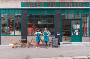 Bokawa epicerie cafe danube serurier paris