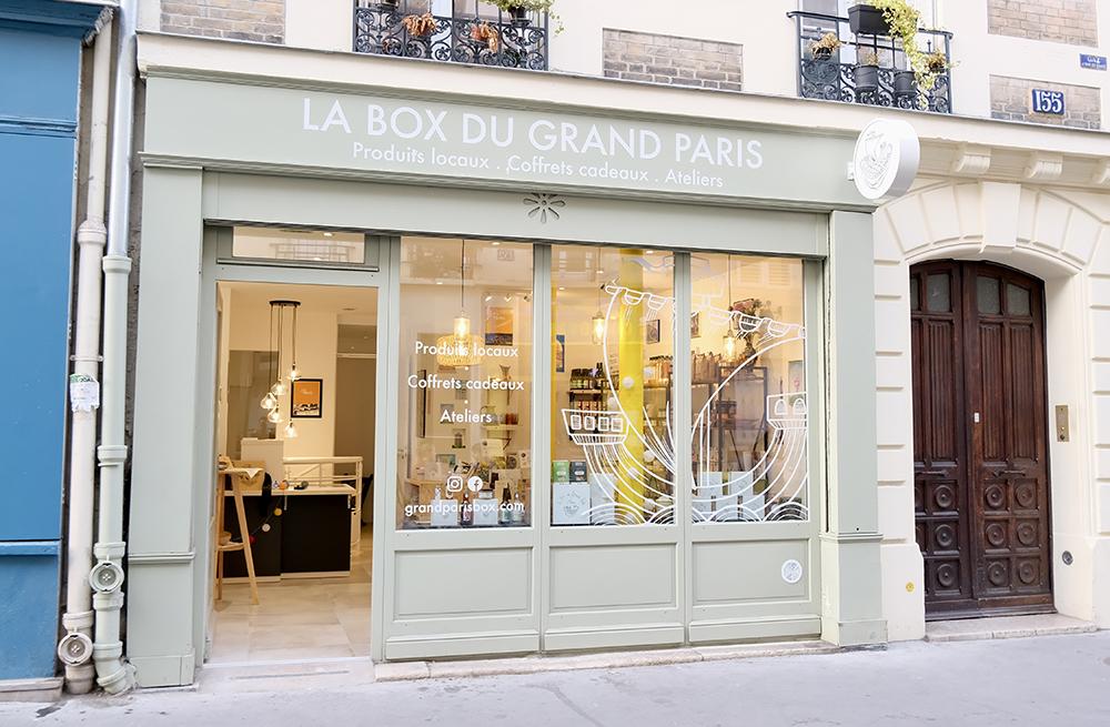 box du grand paris épicerie