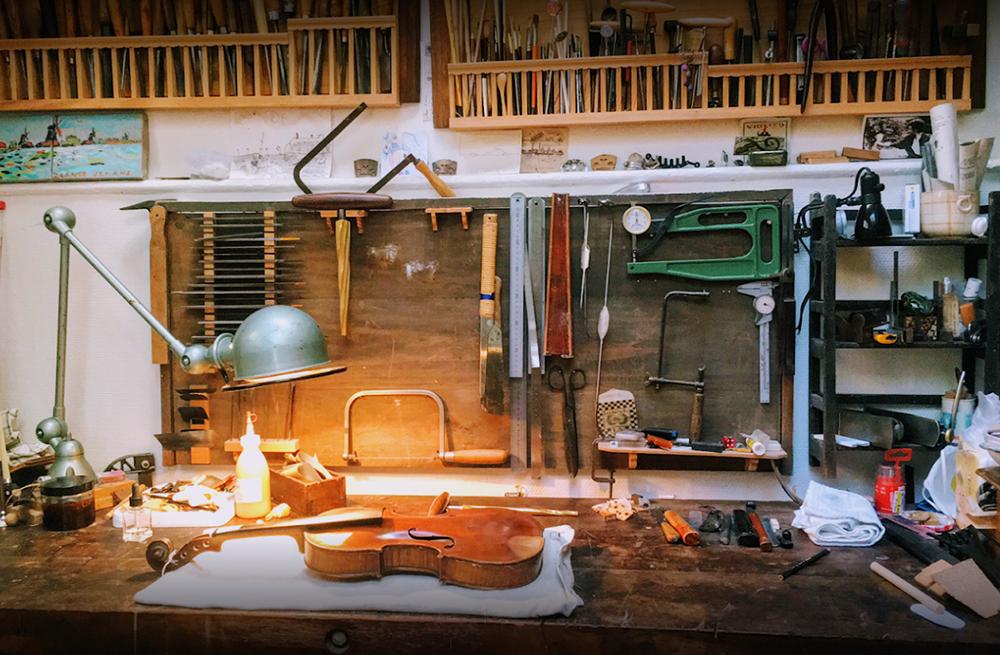 emmanuelle fayat luthier caserne des minimes