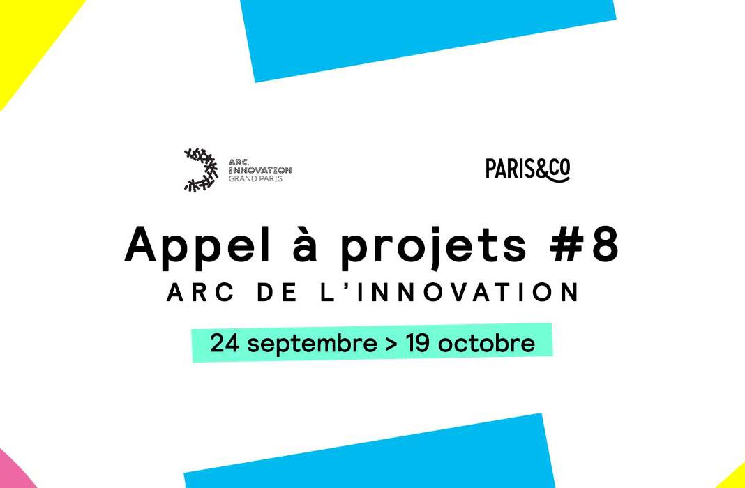 arc de l'innovation appel à projets 8